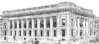 Rogers Park National Bank, 1917